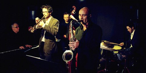 Jean Charles Parisi Pavillon Jazz Quintet