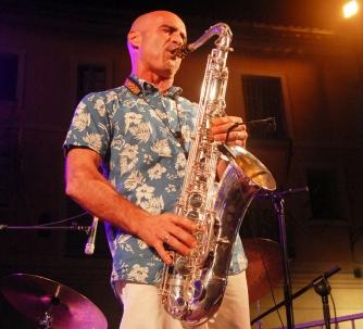 Jean Charles Parisi saxophone tenor