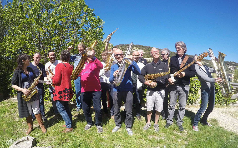 Stage jazz pour musiciens