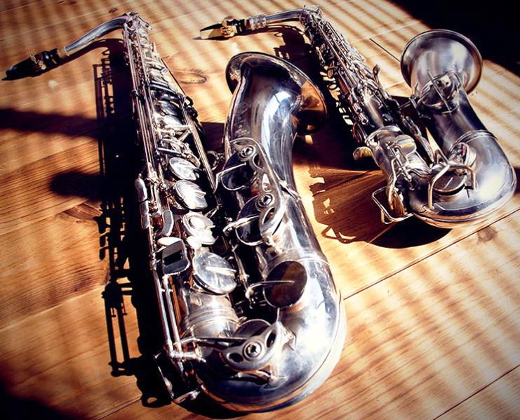 Jean Charles Parisi saxophones